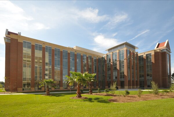 The Emerging Pathogens Institute Building at the University of Florida