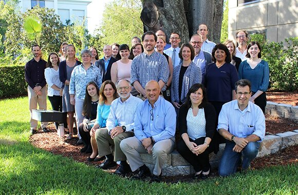 Regional partners of Integrated Food Safety Center of Excellence group photo